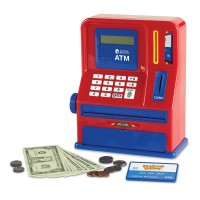 Teaching ATM Bank Electronic Toy