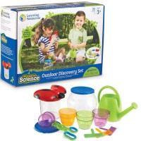 Outdoor Discovery Primary Science Set