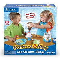 Pretend & Play Ice Cream Shop