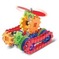 Gears Machines in Motion 116 pc STEM Building Set