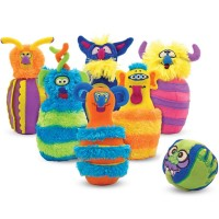 Monster Bowling for Kids