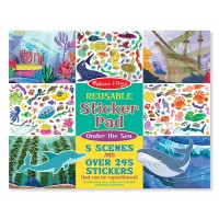 Under the Sea Reusable Sticker Activity Pad