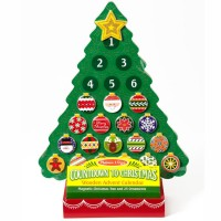 Countdown to Christmas Kids Advent Calendar