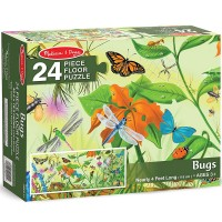 Bugs 24 pcs Floor Puzzle