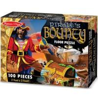 Pirate's Bounty 100 pc Giant Floor Puzzle