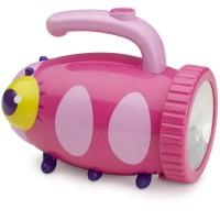 Trixie Pink Ladybug Flashlight