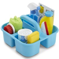 Kids Housekeeping 9 pc Play Set