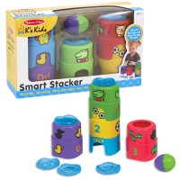 Smart Stacker Baby Manipulative Toy