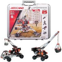 Meccano Super Construction 638 pc Motorized Building Set