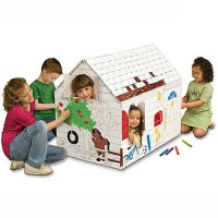 Coloring Playhouse