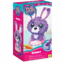 PlushCraft Bunny 3D Fabric Craft Kit