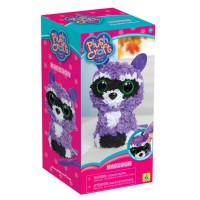 PlushCraft Raccoon 3D Fabric Craft Kit