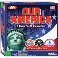 Our America - US Trivia Board Game