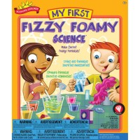 Fizzy Foamy Kids Science Kit