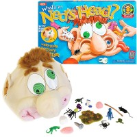 What's in Ned's Head? Gross Matching Game