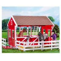 Breyer Spring Creek Stable Horse Playset