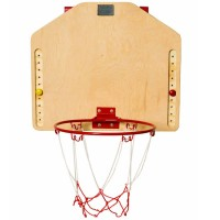 Kids Woodworking Building Set - Basketball Hoop