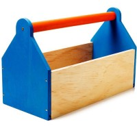 Wooden Toolbox Building Kit