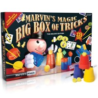 Marvin's Amazing Magic 225 Tricks Kids Magic Set