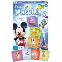 Disney Matching Association Preschool Game