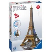 Eiffel Tower 216 pc 3D Buildings Puzzle