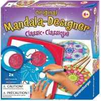 Classic Original Mandala Designer Drawing Kit