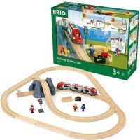 Brio Railway Starter Set 26 pc Train Set