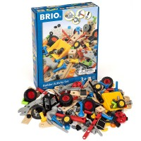 Brio Builder 210 pc Construction Activity Set