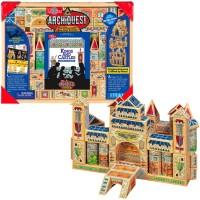 Kings and Castles ArchiQuest Wooden Blocks Building Set