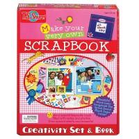 Make Your Own Scrapbook Creativity Set & Book