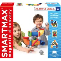 Smartmax Click & Roll Magnetic Building Set