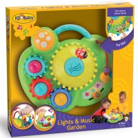 Lights & Music Garden Multi-Activity Baby Toy