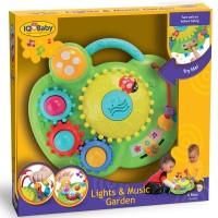 Lights & Music Garden Multi-Activity Baby Toy