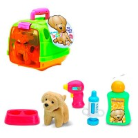 Puppy Care 6 pc Travel Kit for Toddlers
