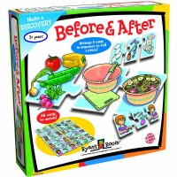 Before & After Sequencing Puzzle Set