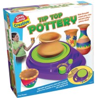 Tip Top Pottery Wheel Craft Kit