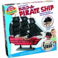 Build a Pirate Ship Craft Kit