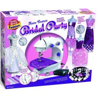 Haute Couture Bridal Party Fashion Craft