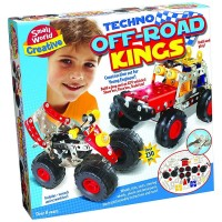 Techno Off-Road Kings Vehicle Building Set