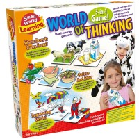 World of Thinking 3-in-1 Learning Games Set