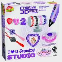 3D Printing Pen Jewelry Studio Kit