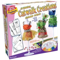 Fashion Catwalk Creations Sewing Craft Kit