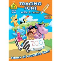 Activity Fun Write & Reuse Workbook
