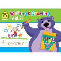 Writing & Drawing Tablet Activity Pad