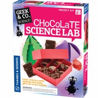 Chocolate Science Lab Food Science Kit