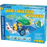 Air + Water Power Science Kit