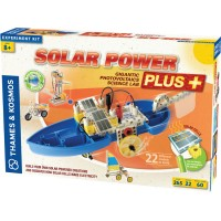 Solar Power Plus Science Kit