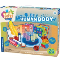 The Human Body Kids First Science Kit