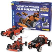 Remote Control Machines Custom Cars Building Science Kit