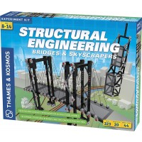 Structural Engineering Bridges & Skyscrapers Science Kit